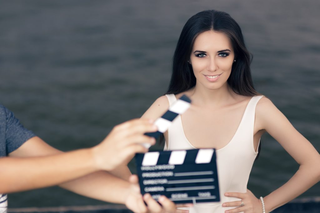 on-camera acting